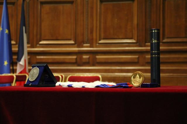 Doctorat Honoris Causa du Président de la République de Colombie, Juan Manuel Santos