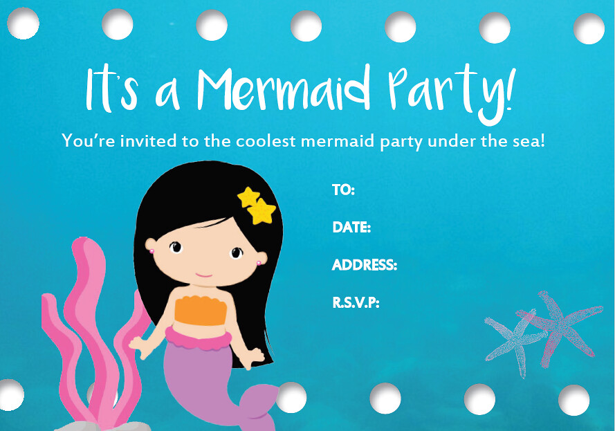 How To Host A Barbie Mermaid Party