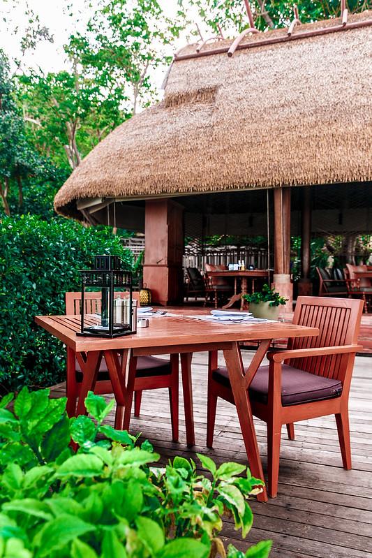 best beachfront restaurants in Koh Samui, Thailand, Panali Restaurant, Vana Belle Resort, the luxury collection resorts, best Italian restaurant in Koh Samui