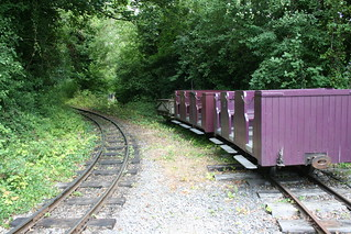 Penrhyn Quarry coaches at Amberley station | by fairlightworks