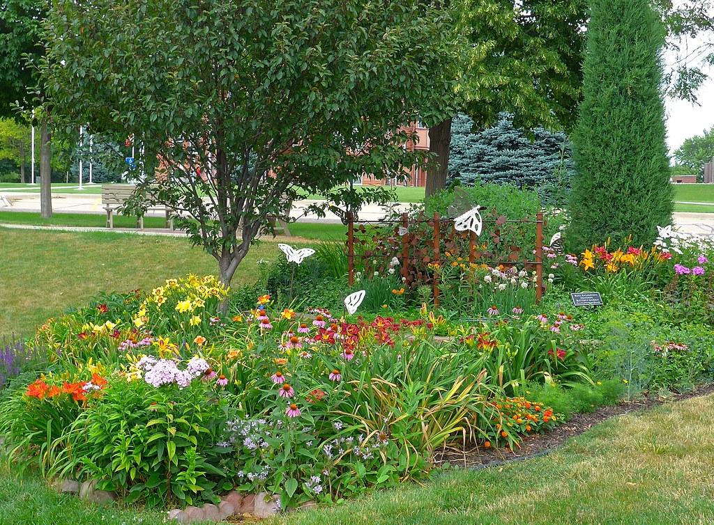 Russ Rasmussen Memorial Butterfly Garden Wayne Ali Eminov Flickr