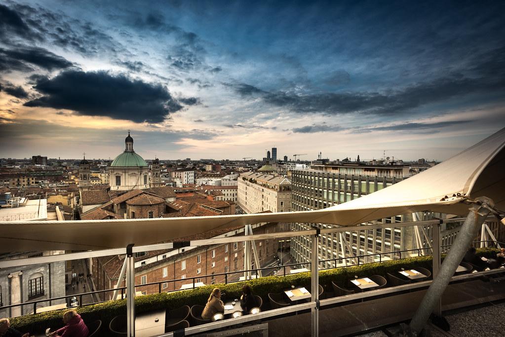 La Terrazza dei Cavalieri   Located in piazza Giuseppe Misso…   Flickr
