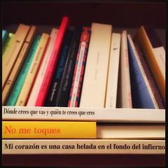 HAIKU DE ESTANTERÍA XCI #haikusdestanteria