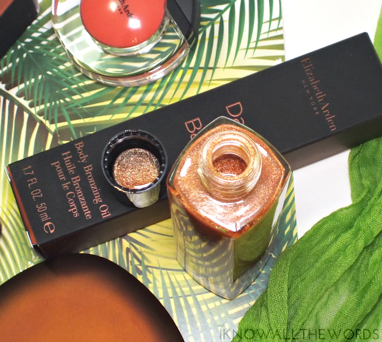 elizabeth arden tropical escape dare to bare body bronzing oil (2)