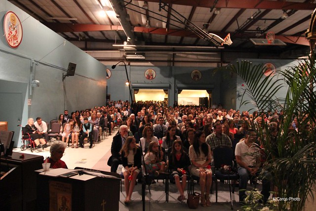 Easter Service 2017