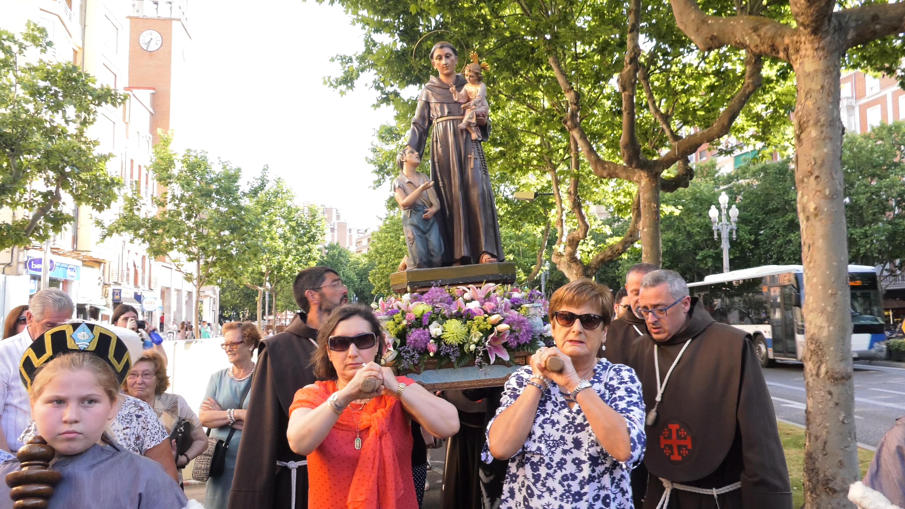 13-6-2017 - Fiesta de San Antonio de Padua