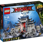 The LEGO Ninjago Movie 70617 Temple of The Ultimate Ultimate Weapon