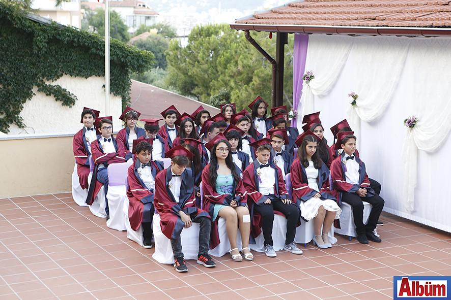 ÖHEP'te mezuniyet heyecanı