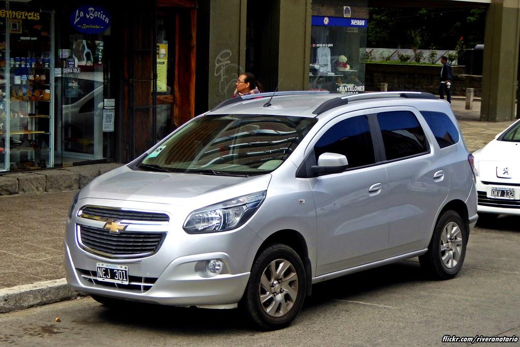 Chevrolet Spin - Bariloche, Argentina   RiveraNotario   Flickr on car spin, testimoni chevy spin, hummer spin, honda spin, mobil spin,