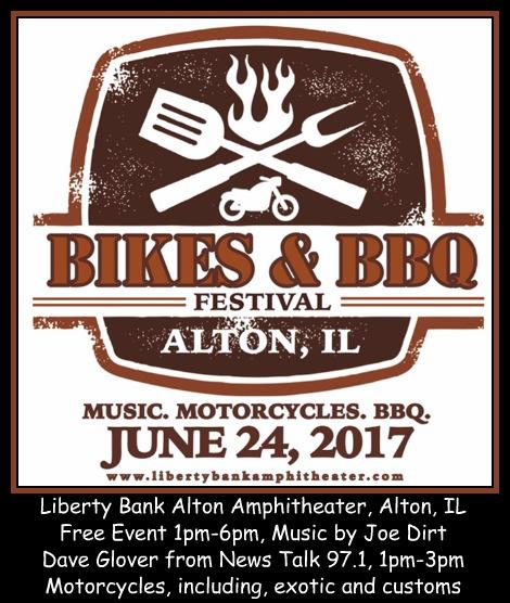 Bikes & BBQ 6-24-17