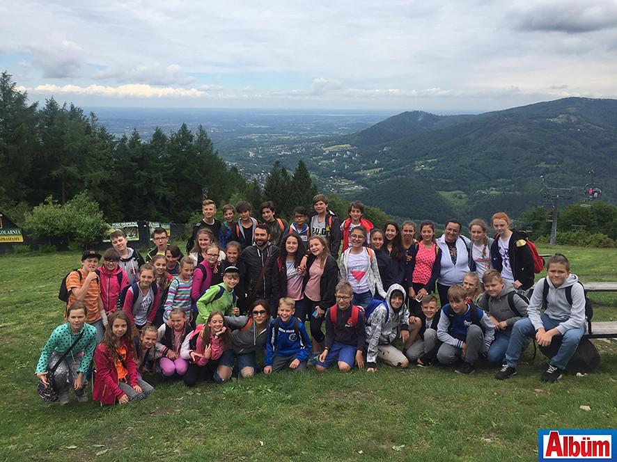 Öhep Ortaokulu Polonya'da4