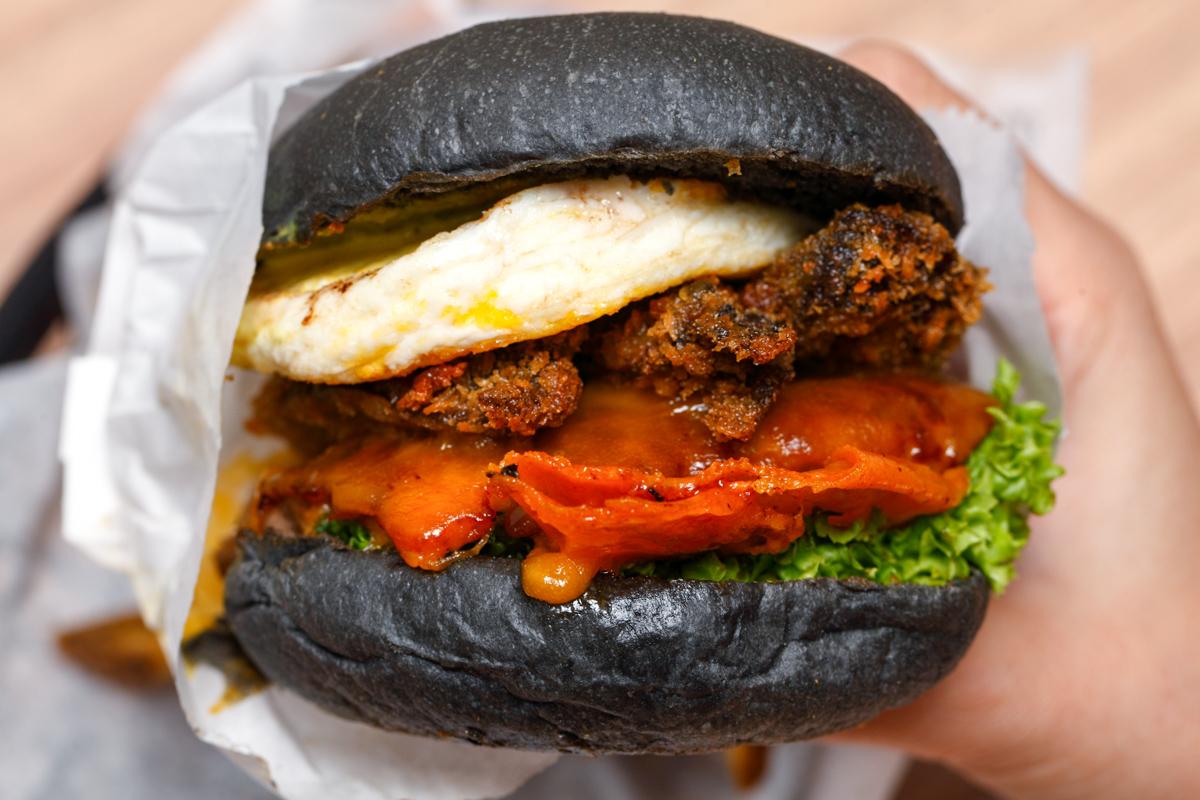 Beautiful Mess Burger