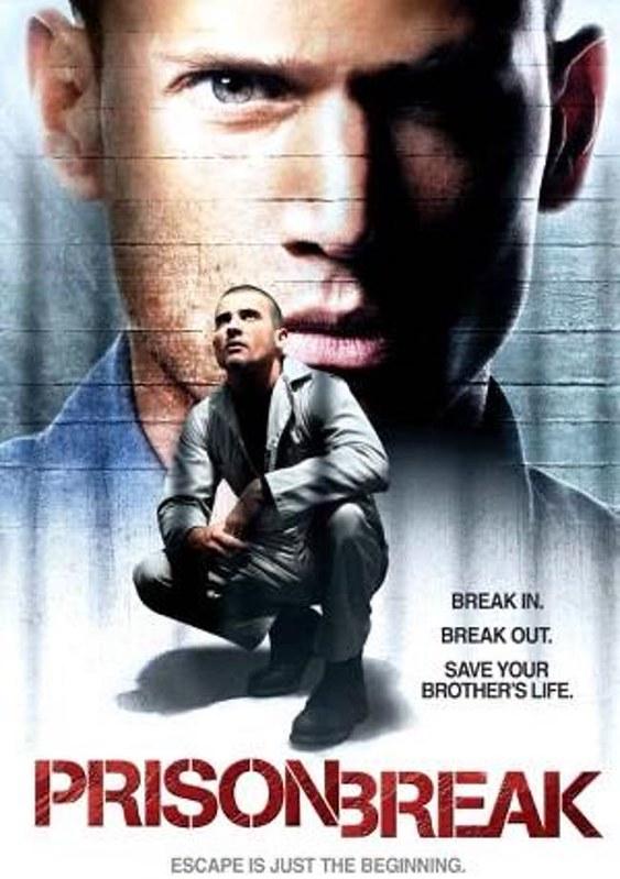 Prison Break - Season 1 - Poster 3