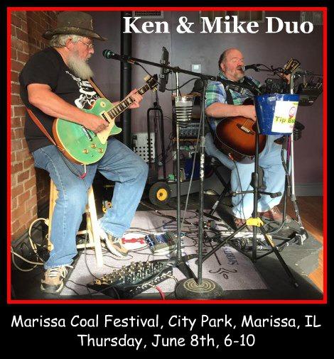 Ken & Mike Duo 6-8-17