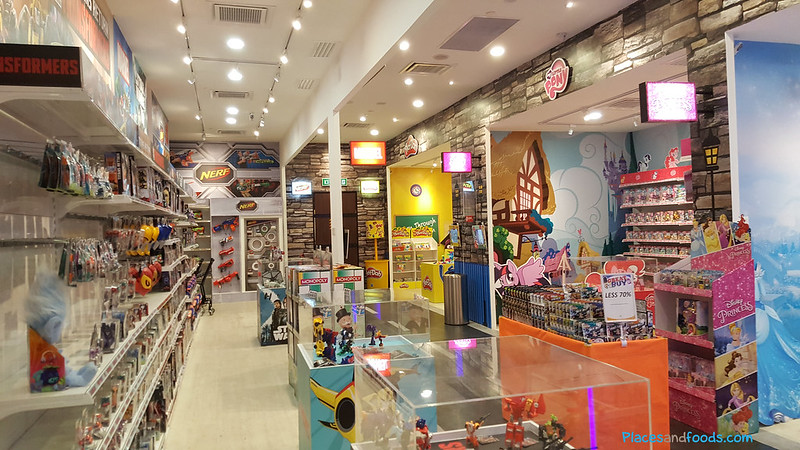 sunway pyramid west parenthood kids shop