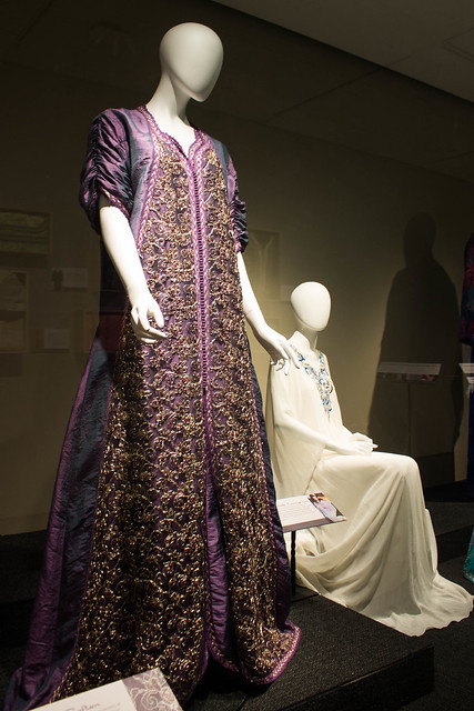Avenir Museum Exhibit: The Allure of the Moroccan Caftan