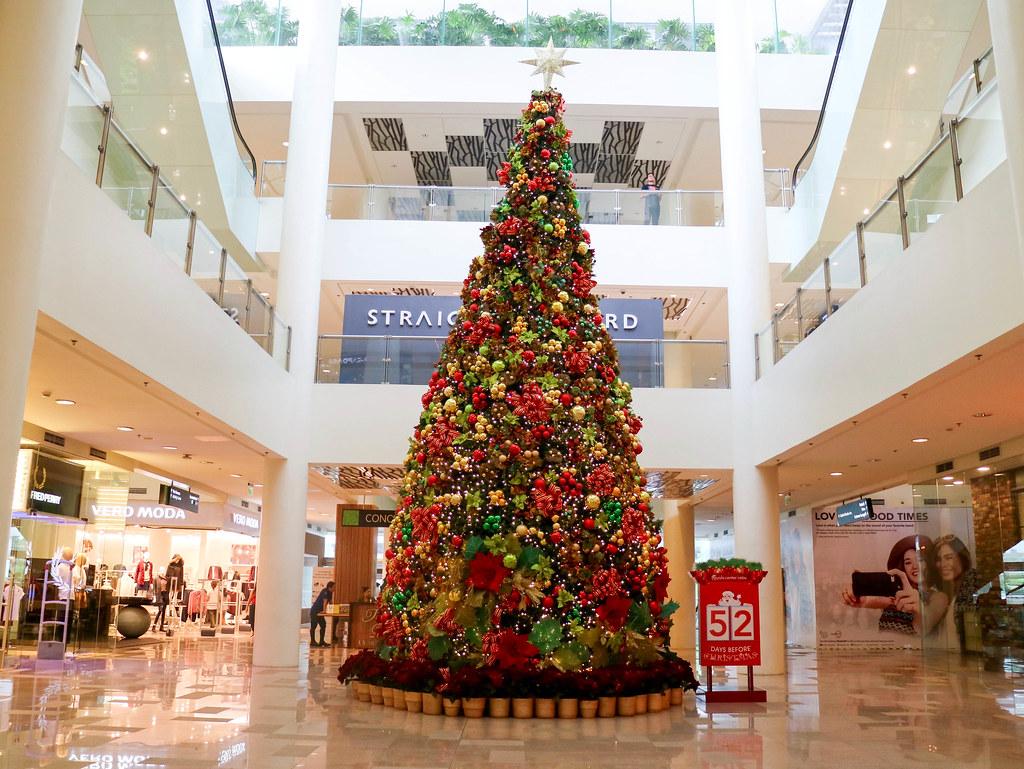 Árbol de Navidad en Cebú City