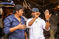 Shamantakamani Movie Working Stills