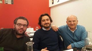 Tundo e i Fratelli d'Italia in una delle ultime riunioni
