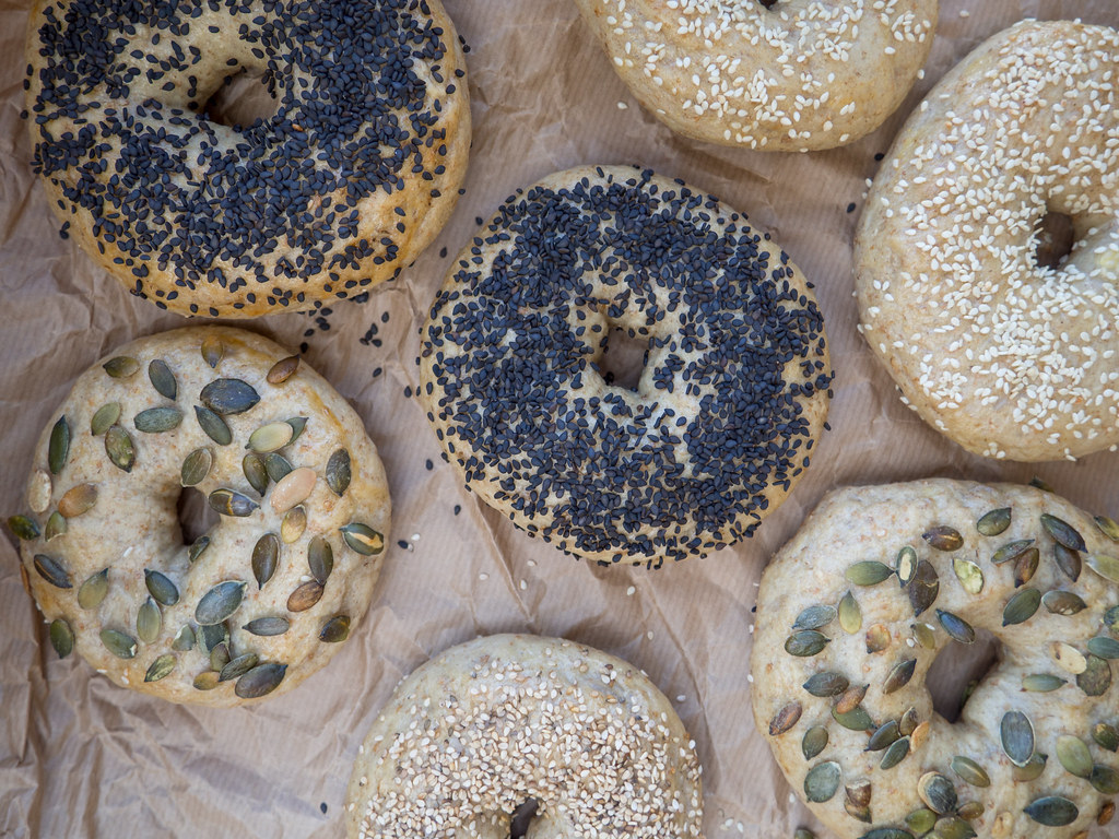 Recipe for Homemade Bagels