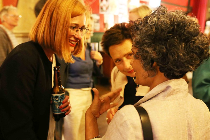 Netherfield Ball – Arundhati Roy's Book Launch, Union Chapel's Bar, London