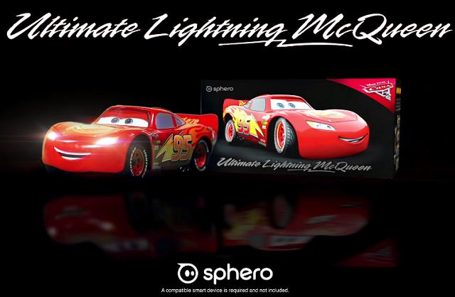 【日本上陸】Sphero「Ultimate Lightning McQueen」6月23日、ようやく日本でも発売開始!!