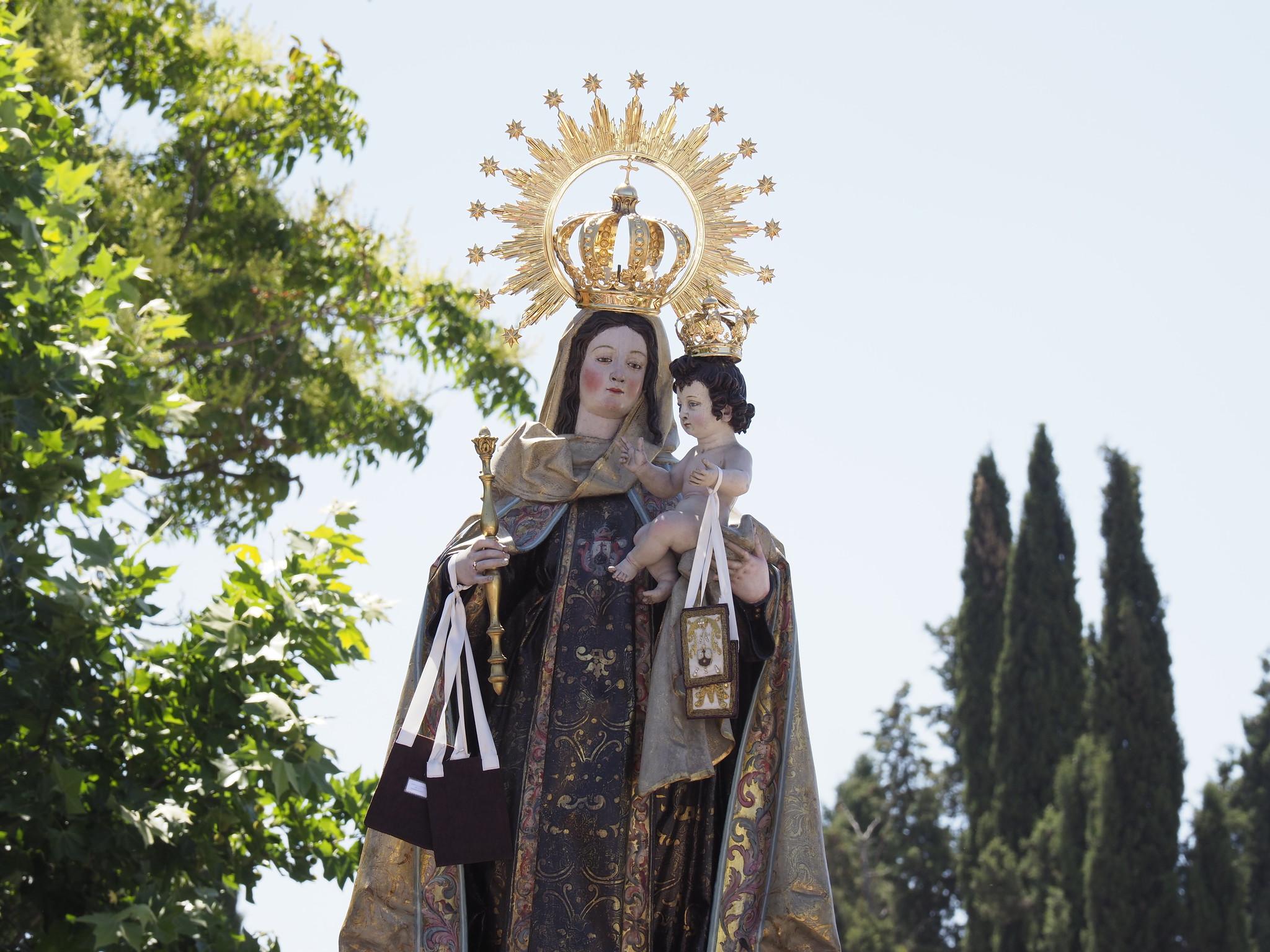 5-6-2017 - Romería de Pentecostés. Ntra. Sra. del Carmen de Extramuros