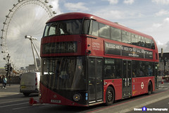 Wrightbus NRM NBFL - LTZ 1135 - LT135 - Shepherd's Bush 148 - RATP London United - London 2017 - Steven Gray - IMG_8389