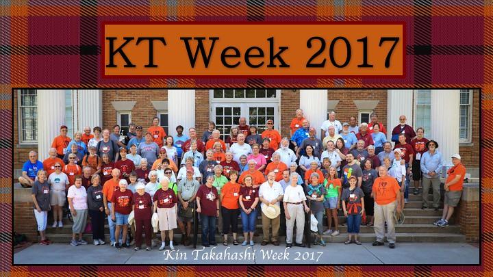 KT Week