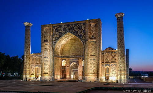 Samarkand Uzbekistan-2 | by Worldwide Ride.ca