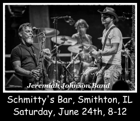 Jeremiah Johnson Band 6-24-17