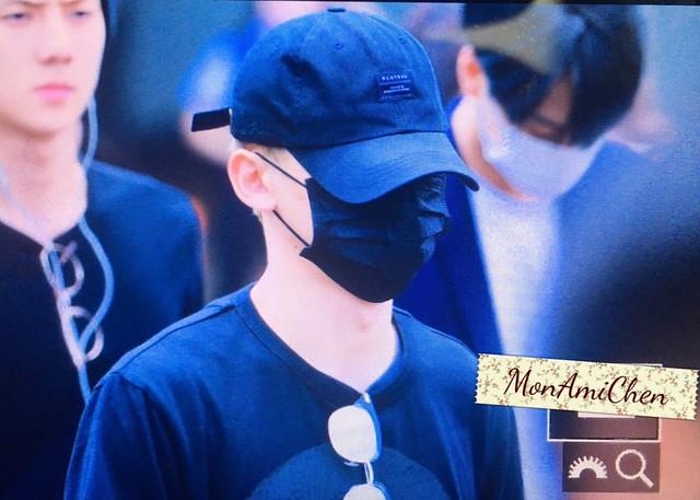 170619 EXO at Jeju International Airport