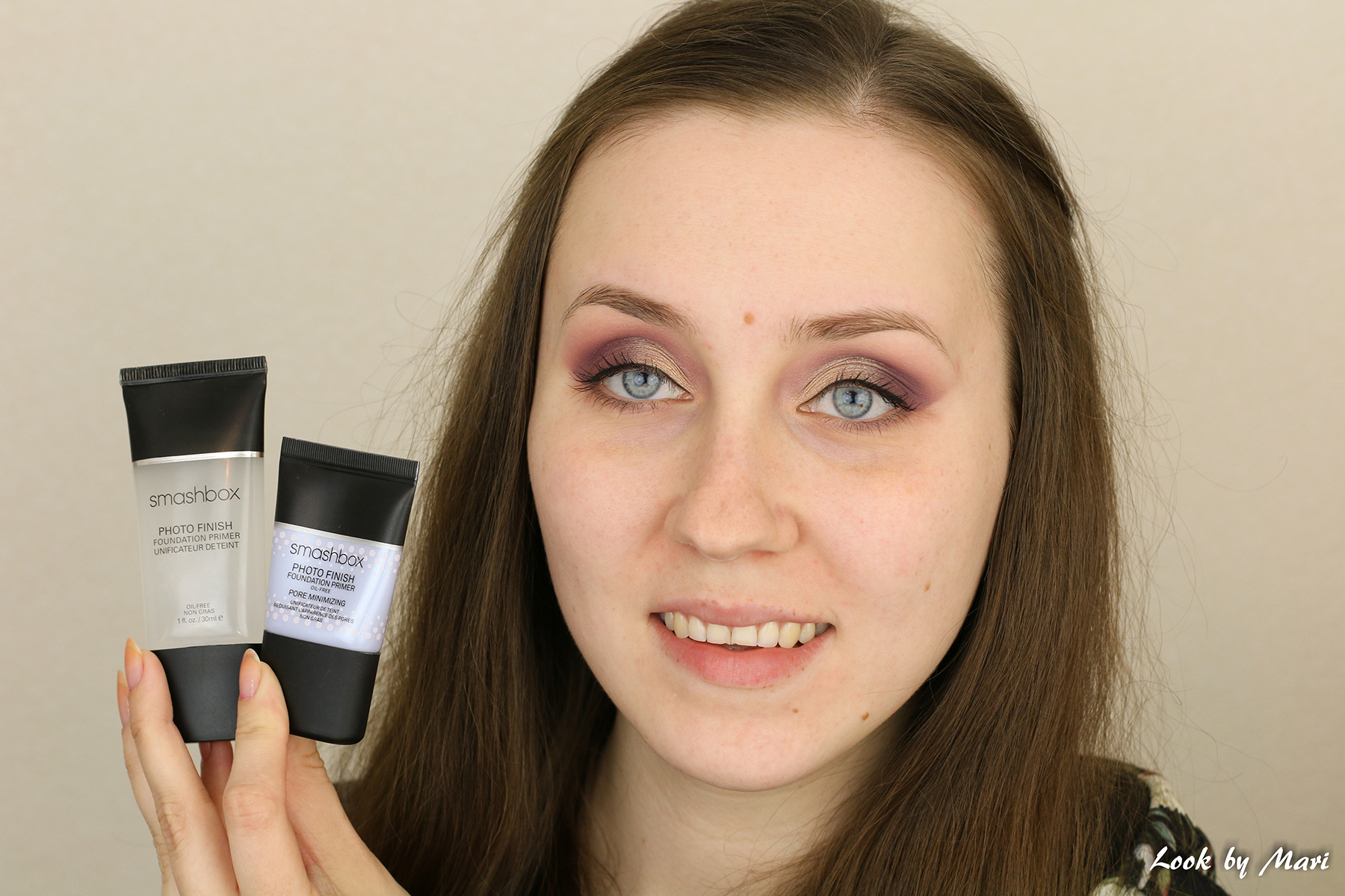 2 smashbox primers review first impressions pohjustus kokemuksia kicks