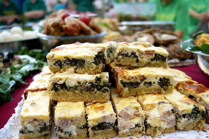 Мясной пирог с жученицей