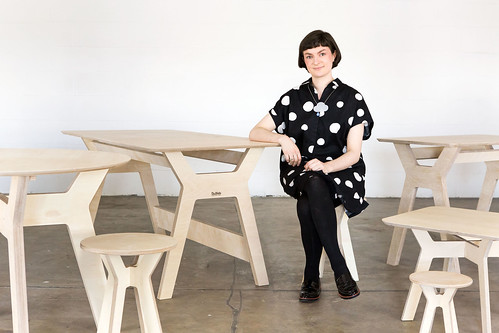 Director Alice Jacobs and The Ply-Works Collection