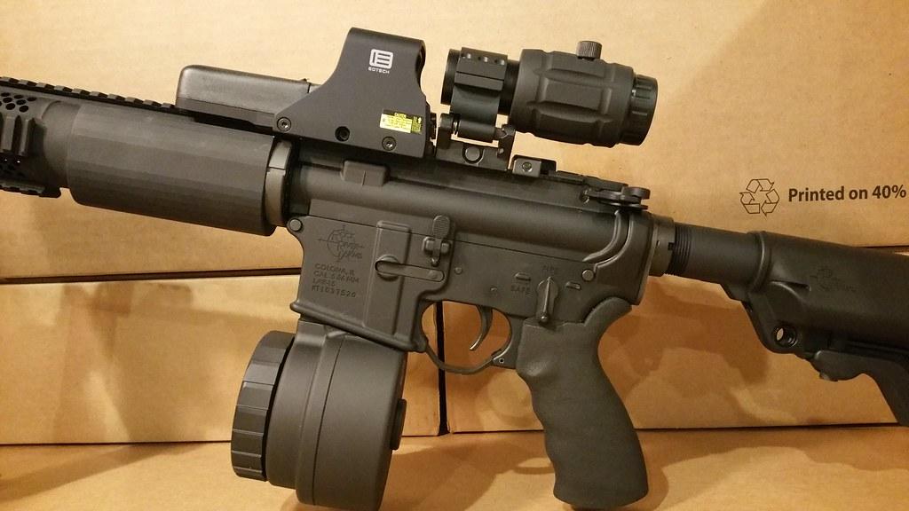 Eotech 512 3x Vector Optics Magnifier