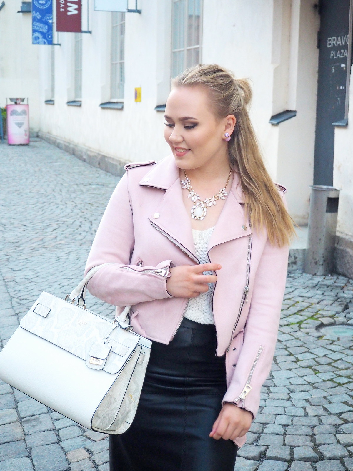 summer outfit baby pink jacket 42ee6904e6
