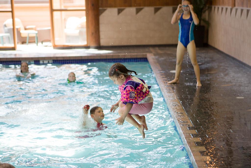 Pool at tigh-na-mara