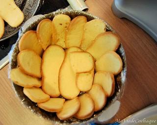 charlotte aux framboises sans gluten