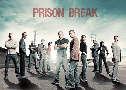 Prison Break - Season 4 - Poster 2