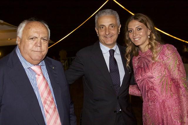 Tanti vip al Bagno Elena per festeggiare la laurea di Lorenza Mazzeo