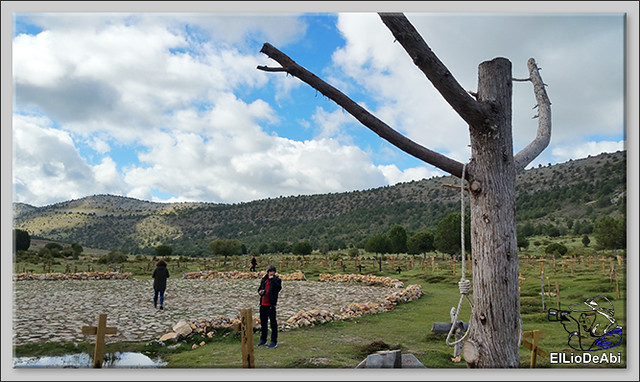 El Cementerio de Sad Hill está en Burgos (4)