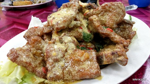 Salted Egg Pork