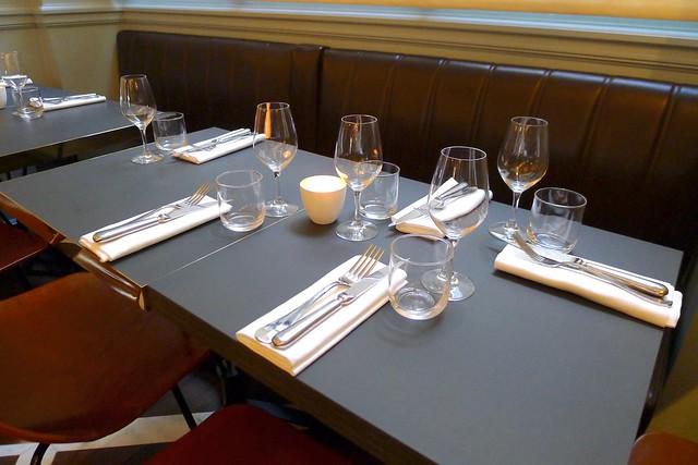 Restaurant Racines des Prés - Paris