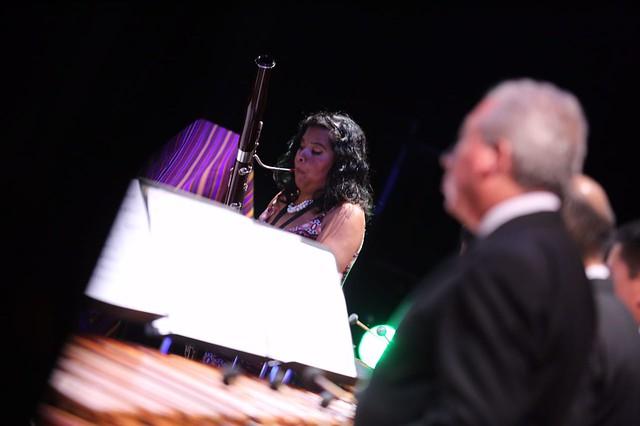 """El fagot y la marimba se fusionan en el Teatro de Cámara """"Hugo Carrillo"""" con """"Mestizo"""""""