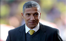 picture of Chris Hughton