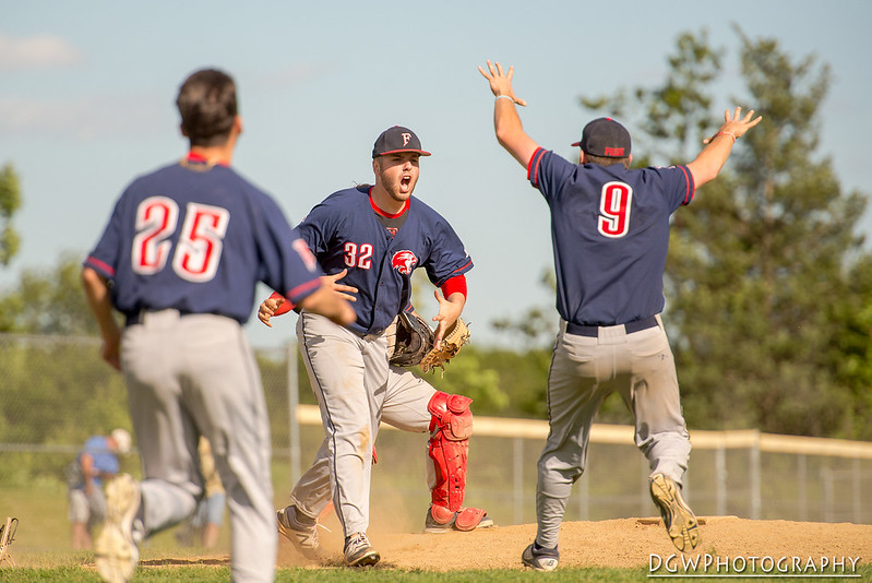Foran High vs. Guilford High - High School Baseball