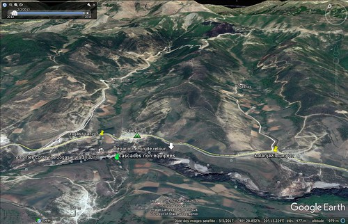google earth zogas et kalanjazit