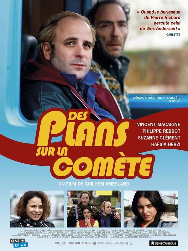 Des plans sur la comète