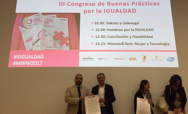 Congreso de Buenas Prácticas en Igualdad